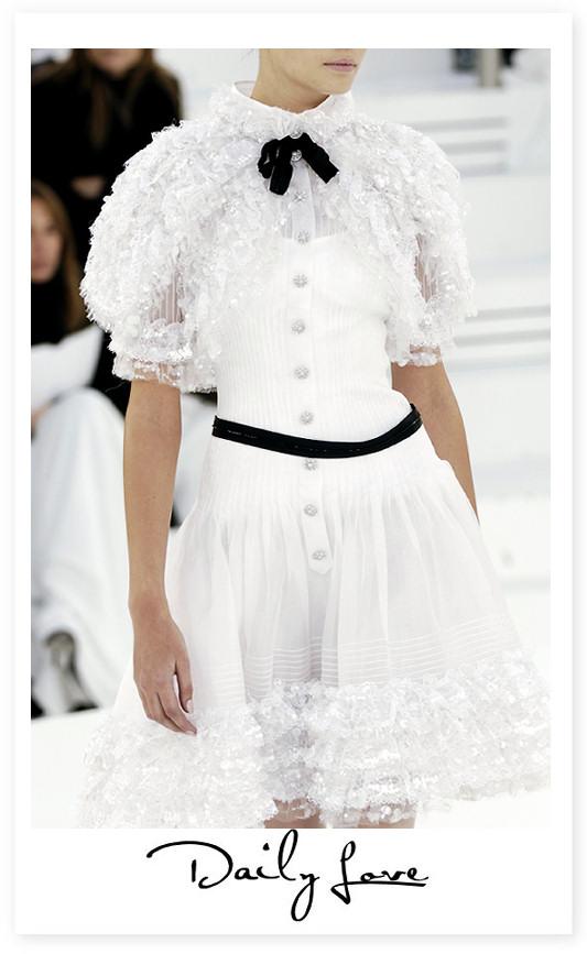 Daily love, la passione del giorno: Chanel details