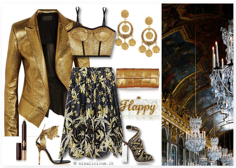 servizio moda oro