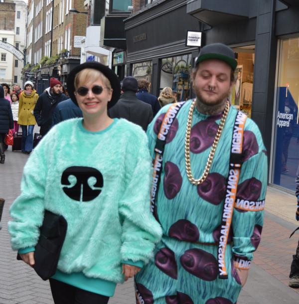London Fashion Week 2015 street style