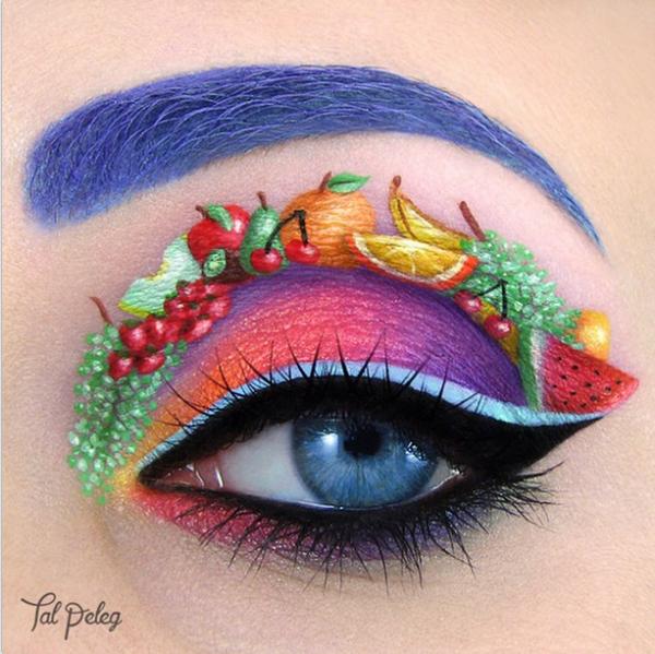 makeup originale per occhi