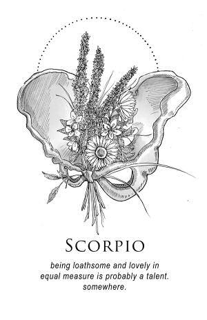 Scorpione oroscopo letterario 9 settembre 2016