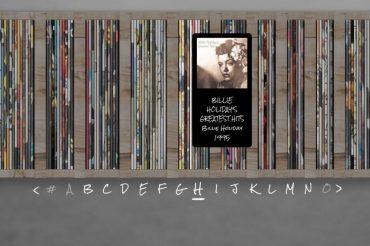 Jeff Buckley collezione