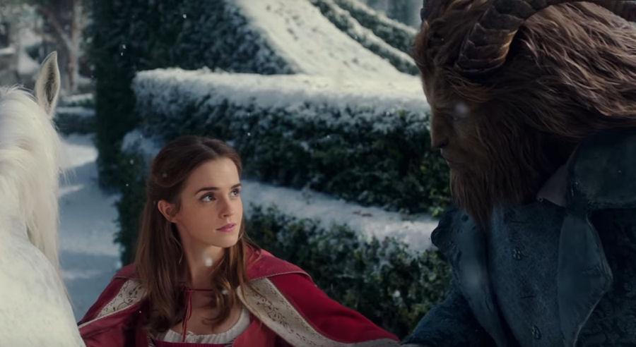 La Bella e La Bestia trailer