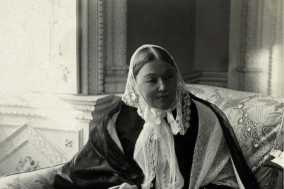 Donne-importanti nella storia Florence Nightingale