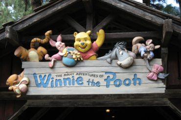 Winnie The Pooh censura Cina