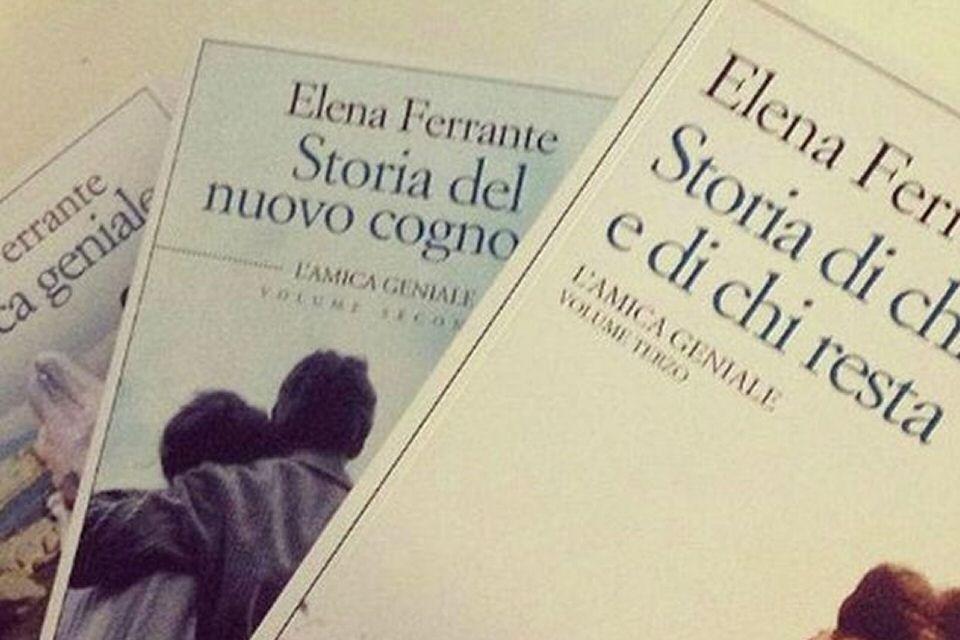 elena ferrante fever